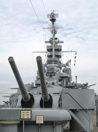 WWII Battle ships