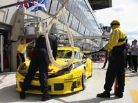 Le Mans Stands
