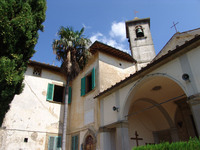 Church in Tuscany