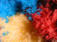 colourful bath