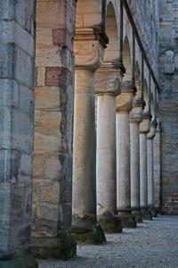 Monastry Pillars