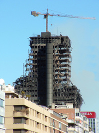 Incendio Edificio Windsor (SO) 2