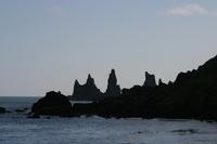 Iceland Ocean Rock Formations