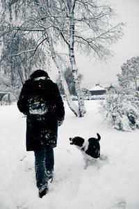 Winter in France