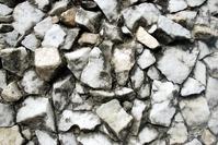 Milky quartz texture