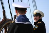 Sedov Sailing Ship 10