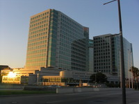 Adobe Building (rear)