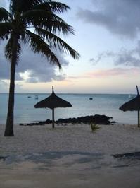 Beach-Mauritius