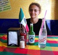 Mexican tablecloth