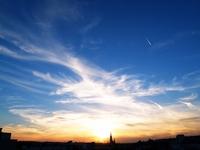 sky over Ulm 2