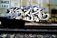 details of a freight train 17