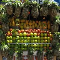 Fruit stall 1