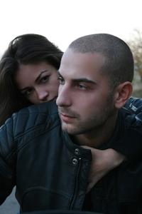 Lovers portrait 2