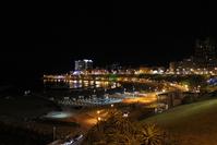 noche en la costa