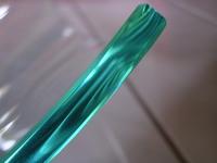 green diagonal