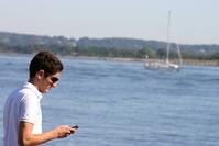 Cell Phone Conversation 2