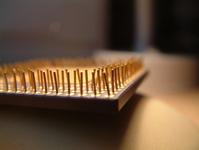 Chip pins