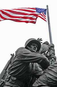 Marines Memorial 1