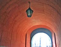 Lamp in an ark