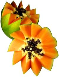 papaya - mamão hawaii