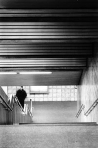 Subway Portrait Cologne 2002 4