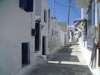 koufonisi island street