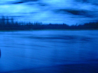 Blurry Water