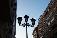 Street light post classic