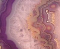 Inside a geode 2