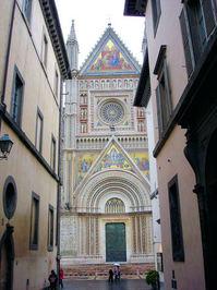 Church facade 1