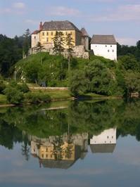 old castle Ozalj