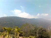 Velliangiri Mountain
