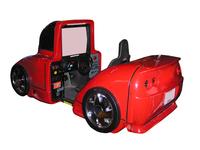 Video game car