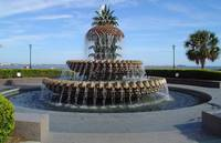Hospitality Fountain