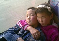 mongolian kids 1