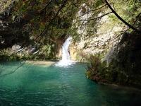 River Urederra 3