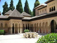 The Alhambra, Granada, Spain 4