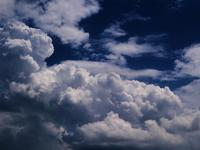 Cobalt Sky Cloud Textures 2