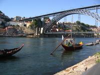 porto wine boat