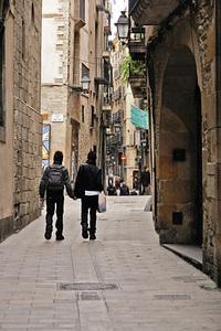 Calle peatonal 5