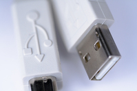 Macro Firewire Plugs