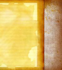 Grunge Fabric Collage 3