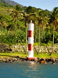 Ilha Bela Lighthouse
