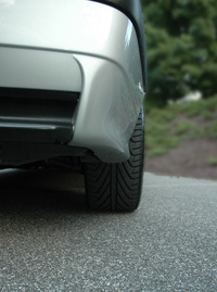 Behind the Wheel (BMW M3)