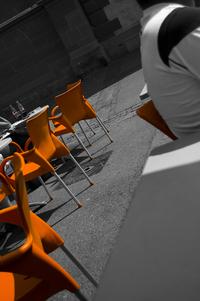 Orange Coffe
