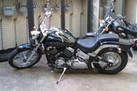 drag star moto