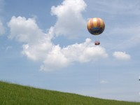 Balloon in Disney Paris