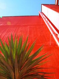 orange wall 3