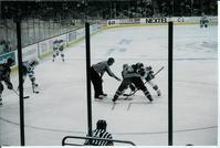 Caps vs Rangers