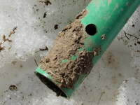 Muddy Pole